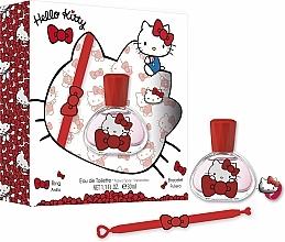 Fragrances, Perfumes, Cosmetics Koto Parfums Hello Kitty - Set (edt/30ml + bracelet + ring)