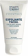 Fragrances, Perfumes, Cosmetics Face Scrub - MartiDerm Essentials Exfoliating Facial Scrub