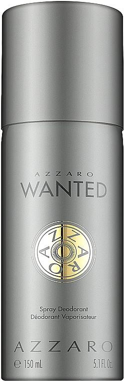 Azzaro Wanted - Deodorant-Spray