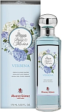 Fragrances, Perfumes, Cosmetics Alvarez Gomez Agua Fresca De Flores Verbena - Parfum
