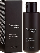 Fragrances, Perfumes, Cosmetics Soothing After Shave Cream-Gel - Oriflame NovAge Men Soothing Aftershave Gel
