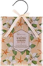 Fragrances, Perfumes, Cosmetics Scented Sachet - IDC Institute Sweet Vanilla Scented Garden Wardrobe Sachet