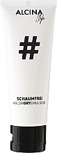 Fragrances, Perfumes, Cosmetics Hair Styling Emulsion - Alcina Style Schaumfrei Blow Dry Emulsion