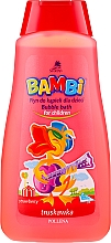 "Fragrances, Perfumes, Cosmetics Bath Liquid ""Strawberry"" - Bambi"
