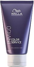 Fragrances, Perfumes, Cosmetics Protecting Scalp Cream - Wella Professionals Invigo Color Service Skin Protection Cream