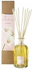 Fragrances, Perfumes, Cosmetics Orchid Reed Diffuser - Ambientair Le Jardin de Julie Orchidee