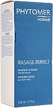Fragrances, Perfumes, Cosmetics Shaving Mask - Phytomer Homme Rasage Perfect Shaving Mask