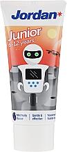 Fragrances, Perfumes, Cosmetics Kids Toothpaste 6-12 yr, robot - Jordan Junior Toothpaste