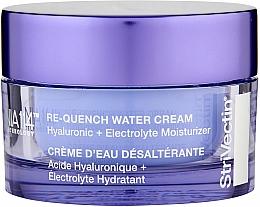 Fragrances, Perfumes, Cosmetics Moisturizing Face Aqua Cream - StriVectin Advanced Hydration Re-Quench Water Cream Hyaluronic + Electrolyte Moisturizer