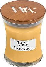 Fragrances, Perfumes, Cosmetics Scented Candle in Glass - WoodWick Oat Flower Candle