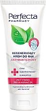 "Fragrances, Perfumes, Cosmetics Antibacterial Regenerating Hand Cream ""Active Recovery"" - Perfecta Pharmacy Regenerating Hand Cream Anti-bacterial"