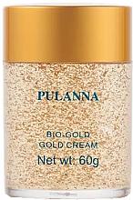 Fragrances, Perfumes, Cosmetics Bio-Gold Face & Neck Cream - Pulanna Bio-Gold Gold Cream