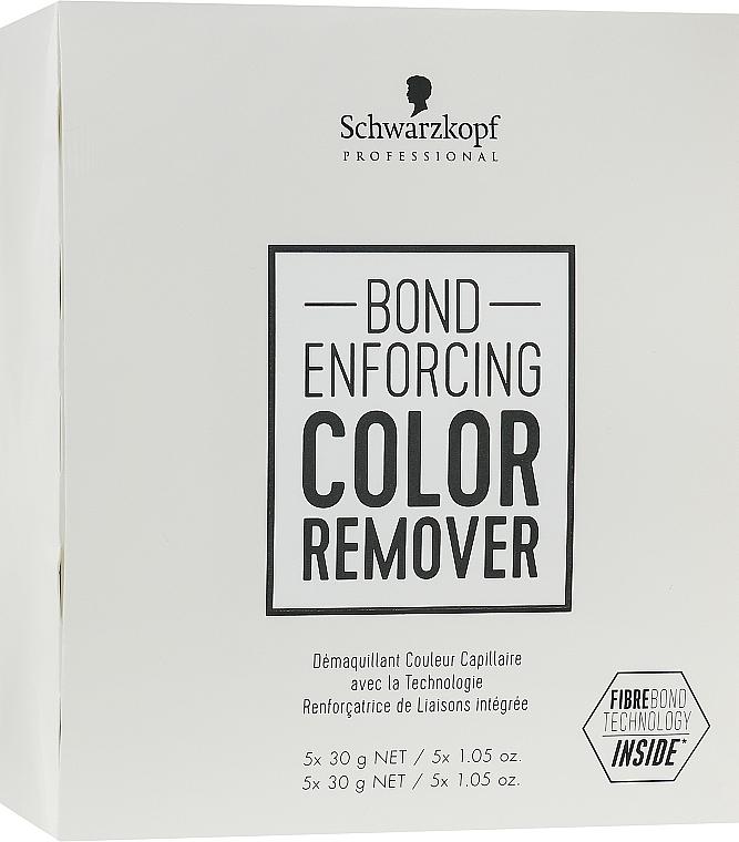 Hair Artificial Color Remover - Schwarzkopf Professional Bond Enforcing Color Remover