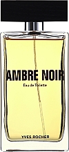 Fragrances, Perfumes, Cosmetics Yves Rocher Ambre Noir - Eau de Toilette
