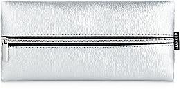 "Fragrances, Perfumes, Cosmetics Silver Makeup Bag-Pencil Case ""Manicure slim"" - MakeUp"
