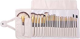 Fragrances, Perfumes, Cosmetics Makeup Brush Set, 24 pcs - Lewer