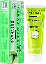 Fragrances, Perfumes, Cosmetics Depilatory Cream - Byphasse Hair Removal Cream Aloe Vera