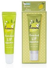 Fragrances, Perfumes, Cosmetics Lip Essence with Lemon Scent - Welcos Around Me Enriched Lip Essence Lemon
