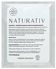 Fragrances, Perfumes, Cosmetics Soothing & Moisturizing Rice Face Mask - Naturativ Face Mask