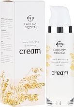 "Fragrances, Perfumes, Cosmetics Face Cream ""Moisturizing"" - Calluna Medica Moisturizing Face Cream"