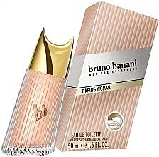 Fragrances, Perfumes, Cosmetics Bruno Banani Daring Woman - Eau de Toilette