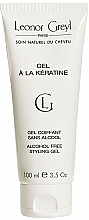 Fragrances, Perfumes, Cosmetics Styling Keratin Hair Gel - Leonor Greyl Gel a la Keratine