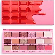 Fragrances, Perfumes, Cosmetics Eyeshadow Palette - I Heart Revolution Eyeshadow Chocolate Cherry Palette