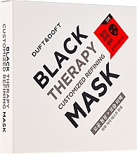 Fragrances, Perfumes, Cosmetics Cleansing Face Mask - Duft & Doft Black Therapy Customized Refining Mask