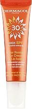 Fragrances, Perfumes, Cosmetics Face Cream and Lip balm - Dermacol Sun Cream & Lip Balm SPF30