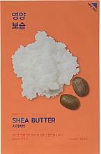 Fragrances, Perfumes, Cosmetics Nourishing Shea Butter Sheet Mask - Holika Holika Pure Essence Mask Sheet Shea Butter