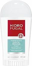 "Fragrances, Perfumes, Cosmetics Antiperspirant Stick ""Freshness"" - Hidrofugal Shower Fresh Stick"