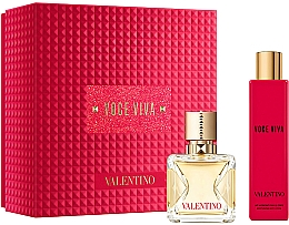 Fragrances, Perfumes, Cosmetics Valentino Voce Viva - Set (edp/50ml + b/lot/100ml)