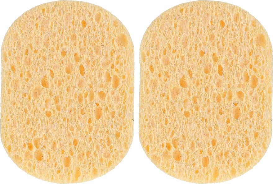 Makeup Remover Sponge, oval - Inter-Vion
