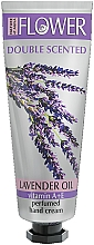 Fragrances, Perfumes, Cosmetics Penfumed Hand Cream - Nature of Agiva Flower Lavender Oil Hand Cream