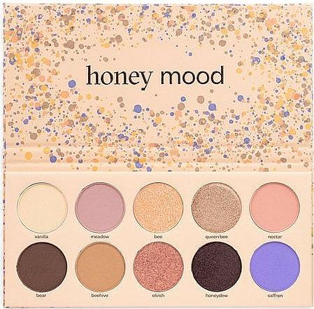 Eyeshadow Palette - Paese Honey Mood Eyeshadow Palette