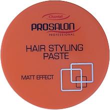 Fragrances, Perfumes, Cosmetics Hair Styling Paste - Prosalon Styling Hair Paste