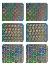 Fragrances, Perfumes, Cosmetics Nail Art Stickers, 3707 - Neess Patternness