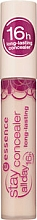 Fragrances, Perfumes, Cosmetics Concealer - Essence Stay All Day 16h Long-lasting Concealer