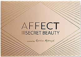 Fragrances, Perfumes, Cosmetics Makeup Palette - Affect Cosmetics Secret Beauty