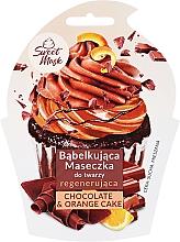 Fragrances, Perfumes, Cosmetics Restoring Face Mask - Marion Sweet Mask Chocolate Orange Cake