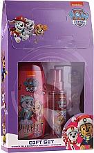 Fragrances, Perfumes, Cosmetics Set - Uroda Polska Paw Patrol (sh/gel/250ml + b/mist/110ml + stickers)