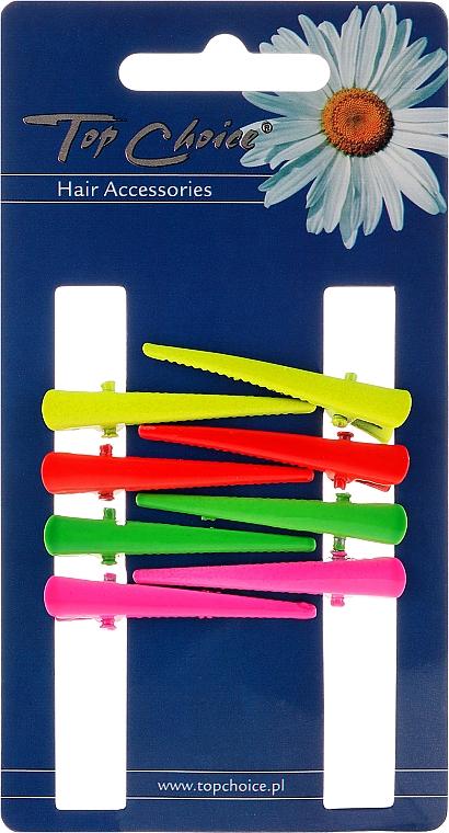 Hair Claws, 24962, multicolored - Top Choice — photo N1
