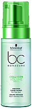 Fragrances, Perfumes, Cosmetics Conditioner Mousse - Schwarzkopf Professional Bonacure Collagen Volume Boost Whipped Conditioner
