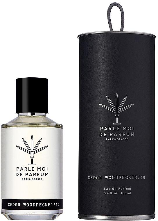 Parle Moi de Parfum Cedar Woodpecker 10 - Eau de Parfum  — photo N4