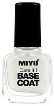 Fragrances, Perfumes, Cosmetics Base Coat - Miyo Care It Base Coat