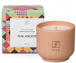 """Fragrances, Perfumes, Cosmetics Soy Candle """"Macarons"""" - Mys Macarons Candle"""