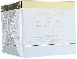 Fragrances, Perfumes, Cosmetics Repair Extremely Damaged Hair Mask - Leonor Greyl Masque Quintessence