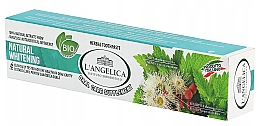 Fragrances, Perfumes, Cosmetics Natural Whitening Toothpaste - L'Angelica