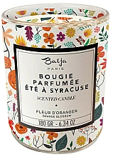 Fragrances, Perfumes, Cosmetics Scented Candle - Baija Ete A Syracuse Scented Candle