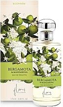 Fragrances, Perfumes, Cosmetics Saphir Parfums Flowers de Saphir Bergamota & Mandaryna - Eau de Parfum